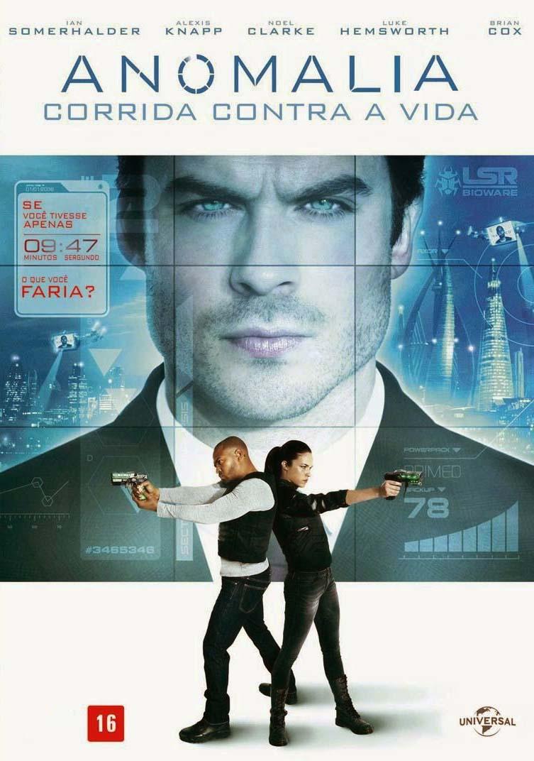 Anomalia: Corrida Contra a Vida Torrent - Blu-ray Rip 1080p Dublado (2015)