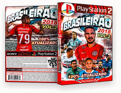 PS2 – Brasileirao 2018 Vol.2 PS2 – ISO