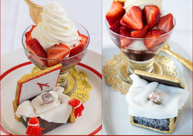 10 Dessert Unik Dengan Harga Fantastis