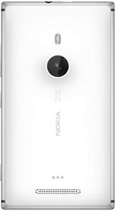 Nokia Lumia 925 rear