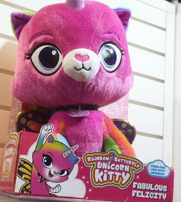 Мягкая игрушка Fabulous Felicity
