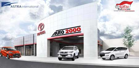 Nomor Call Center CS Toyota Auto 2000 Sanur