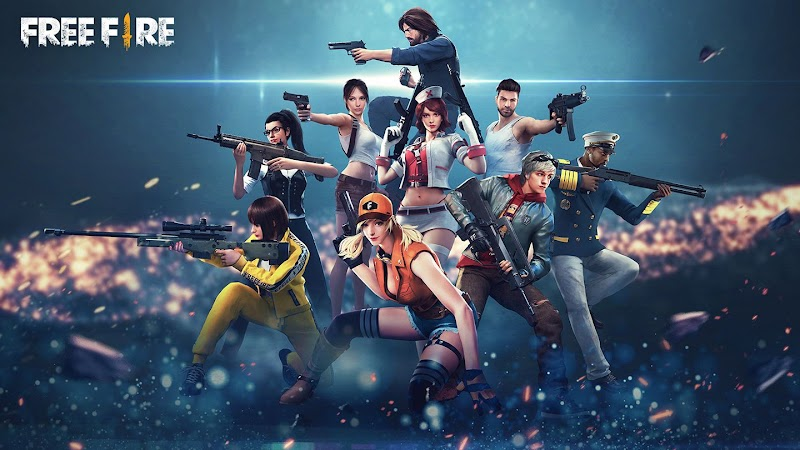 Free Fire - Battlegrounds 1.47.0 (APK+OBB) For Android