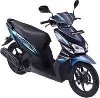 Honda Vario CW for rent in Ubud