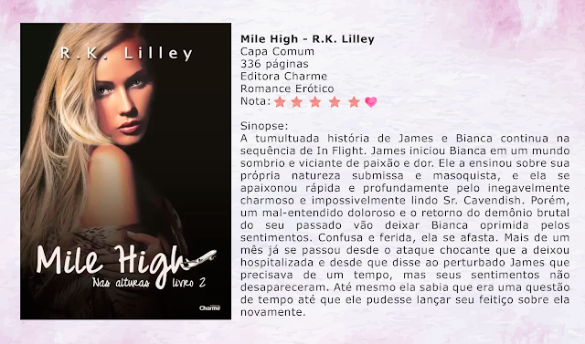 Mile High - Nas Alturas #02 - R.K. Lilley