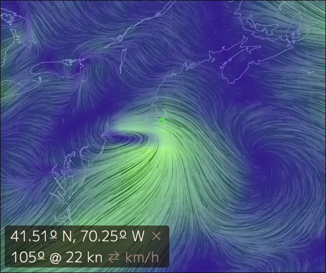 The Windsurf Loop The Amazing Earth Wind Map