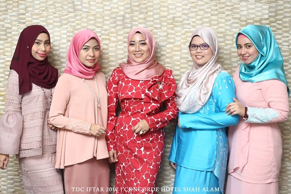ootd premium beautiful agent raya 2017