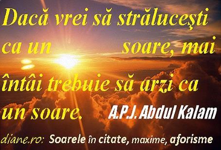 citate despre soare Soarele în citate, maxime, aforisme   diane.ro citate despre soare