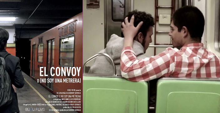 El convoy, corto