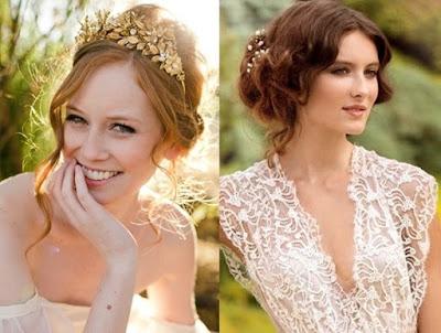 Brautfrisuren für hellblonde Haare 2018 9