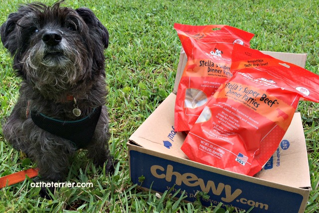 oz order from chewy.com