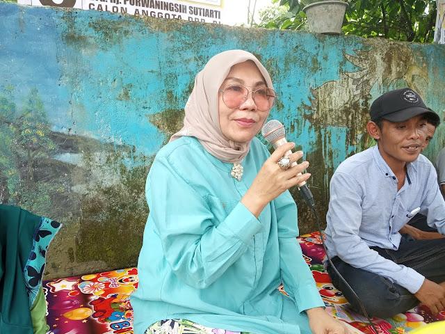 Purwaningsih Dorong Pengembangan Home Industry untuk Kaum Perempuan di Lombok