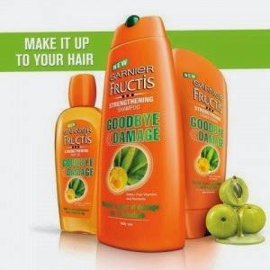 Garnier Fructis Damage Eraser Natural Hair