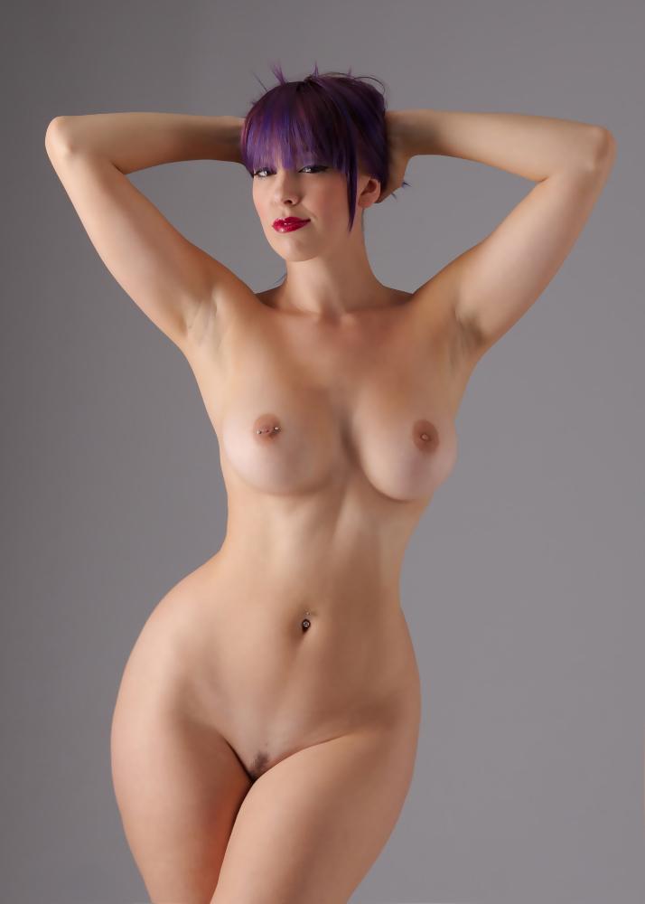 Perfect Female Figure Nude