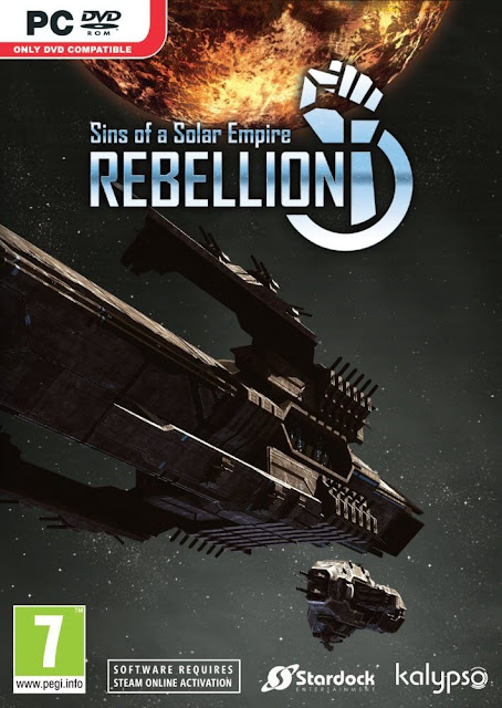 Sins of a Solar Empire Rebellion Full PC Game Free Download- Reloaded