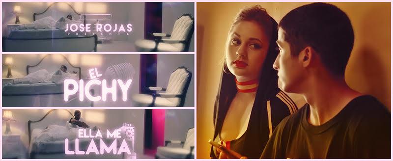 El Pichy - ¨Ella me llama¨ - Videoclip - Director: José Rojas. Portal Del Vídeo Clip Cubano