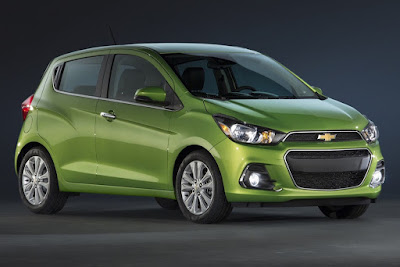 Chevrolet Beat Hatchback image