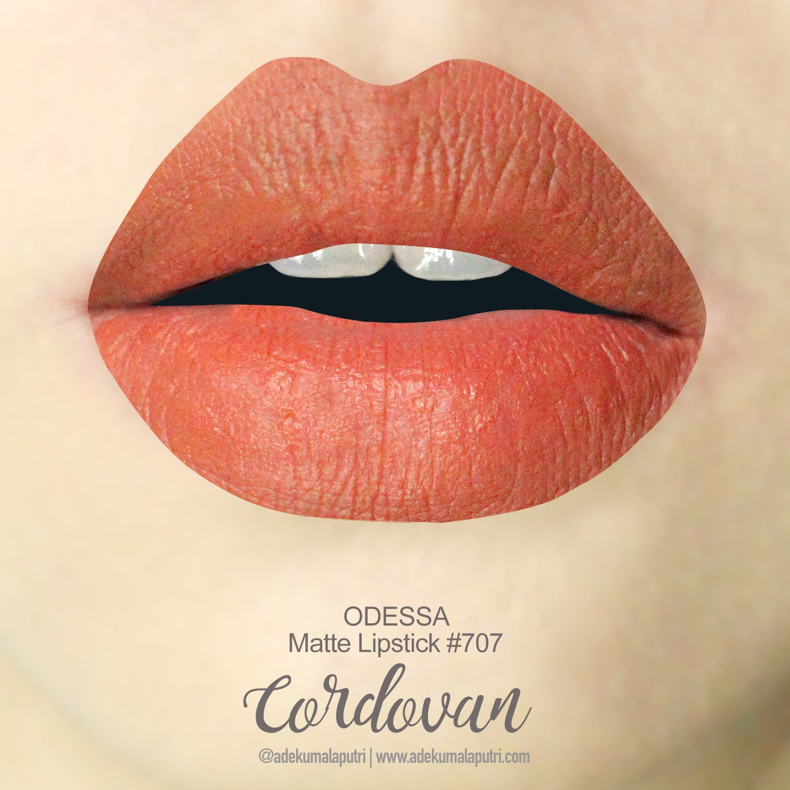 Warna Orange Cocok Dengan Warna Lala S Wonderland Beauty Blogger Indonesia Review Odessa