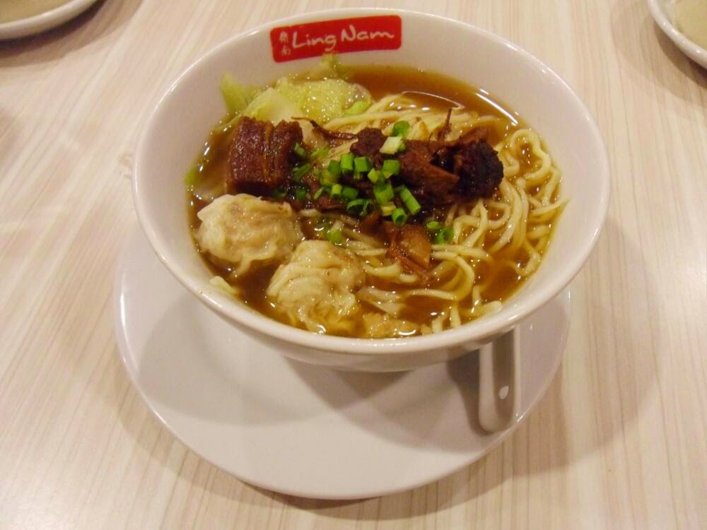 Iluvrizzag ling nam authentic chinese cuisine for Authentic chinese cuisine