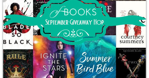 September 2018 New Release Giveaway!