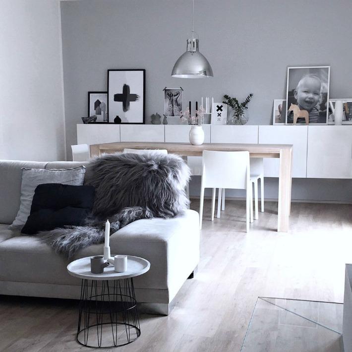 Una casa nórdica que enamora a primera vista