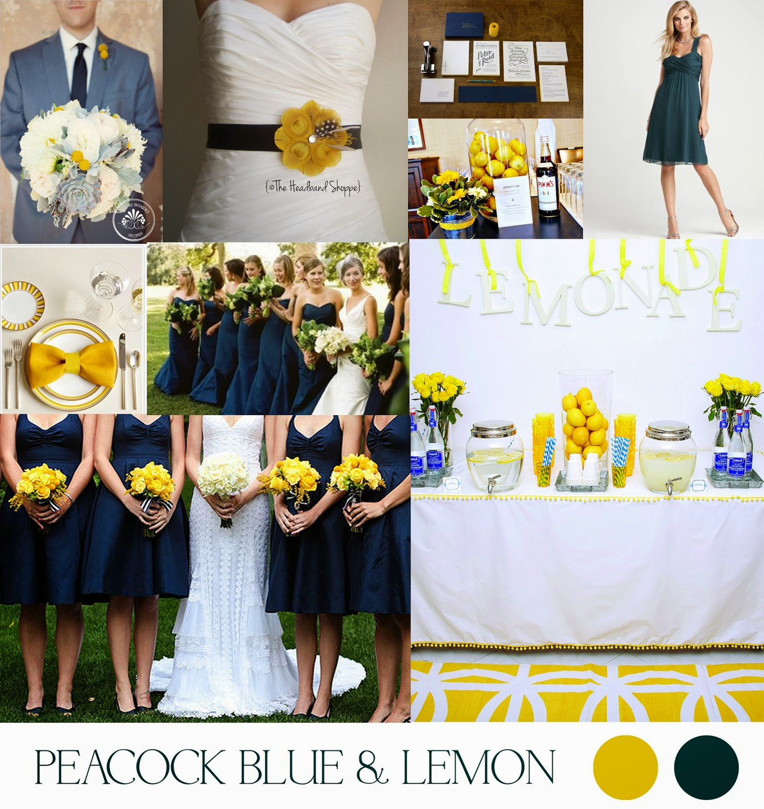 Color Ideas For Weddings: Unique Wedding Color Combinations