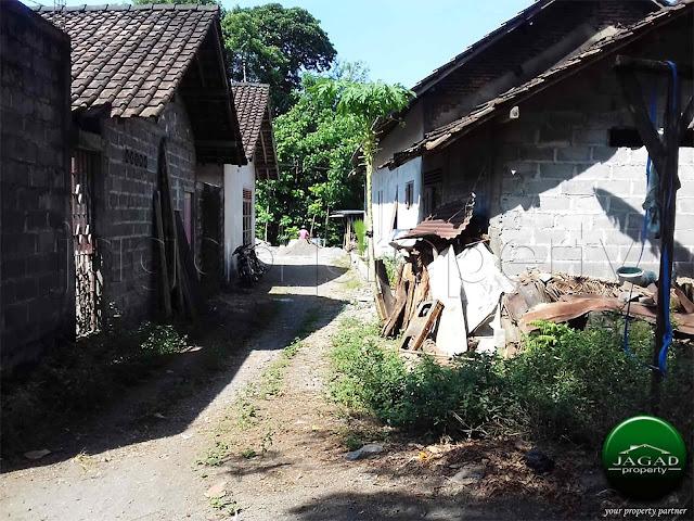 Tanah Pekarangan Timur Purwomartani