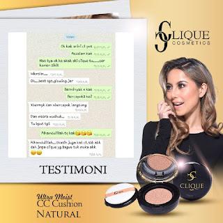 Testimoni CC Cushion Clique 5