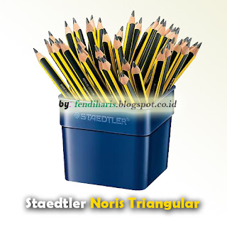 Staedtler Pensil Terbaik Untuk Anak Tipe Noris Triangular