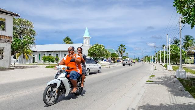 Like many other island nations, Nauru has problem with obesity