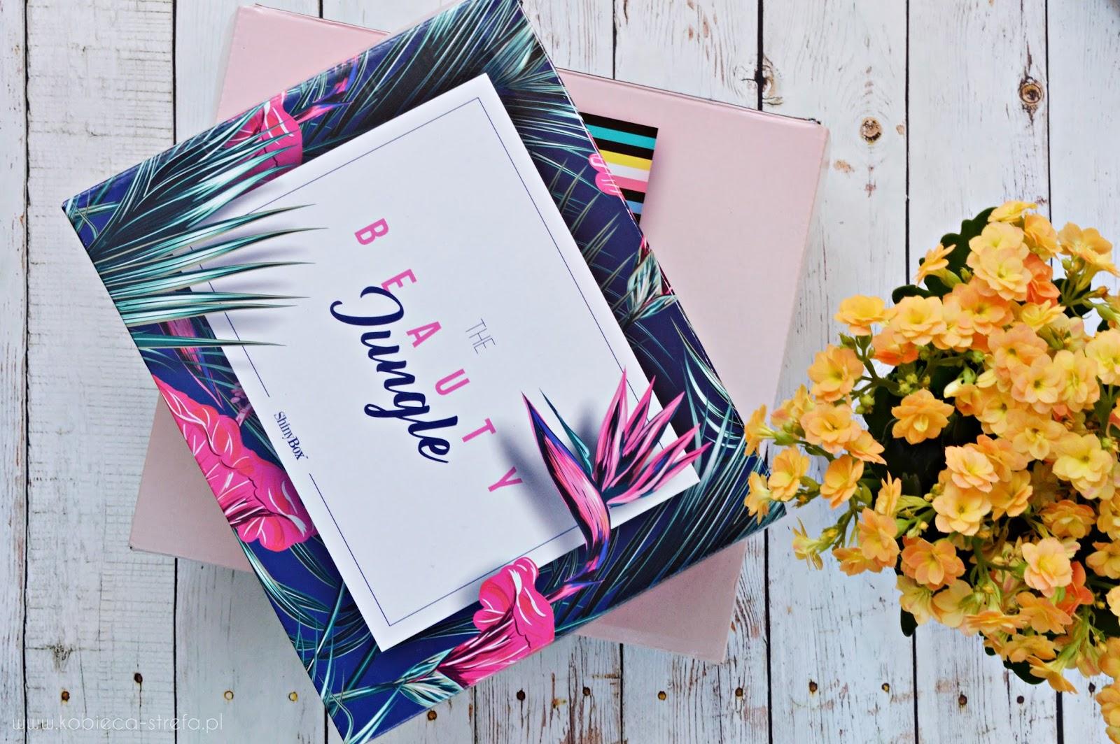 Beauty Jungle czyli nowe pudełko ShinyBox oraz U.R.O.K.