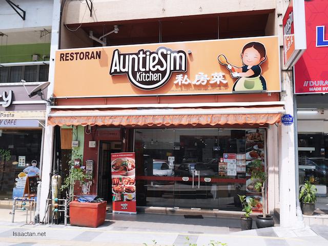 Auntie Sim Kitchen, Damansara Uptown