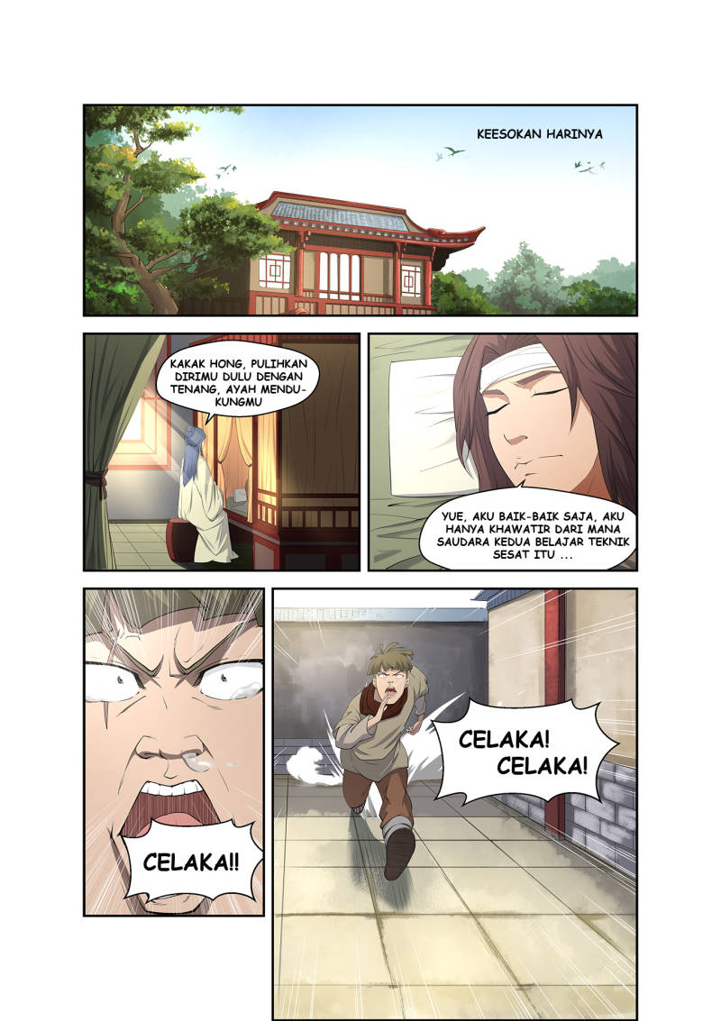Heaven Defying Sword Bahasa Indonesia Chapter 03