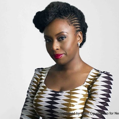 Nigerian author Chimamanda Ngozi Adichie has set up an official Twitter account, which will be handled by her team.  According to her team: