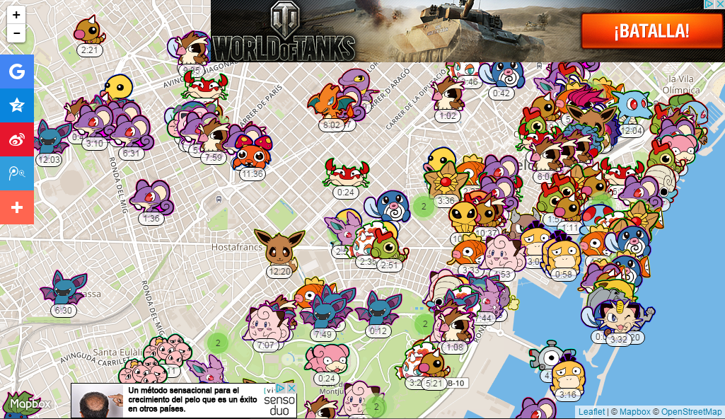 Image%2B005 - Pokemon GO 雷達地圖 - Poke Radar 即時顯示寶可夢出現的位置