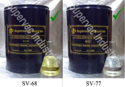 rotary vacuum pump oi-synthetic oil-lubricants-vacuum oils