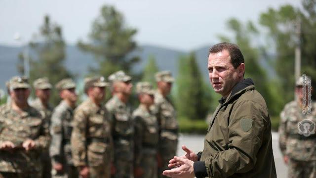 Armenia promete nuevos territorios si estalla la guerra