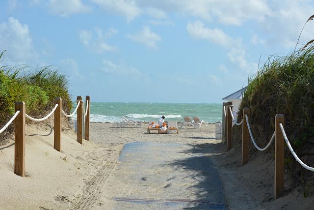 Miami Beach sea