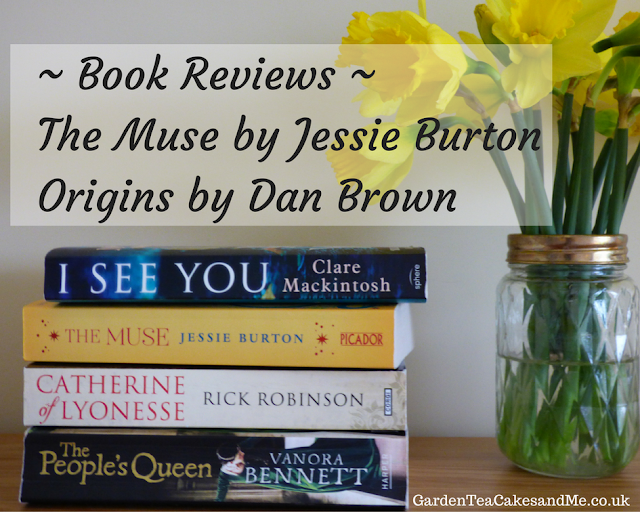 Book review The Muse Jessie Burton Origins Dan Brown