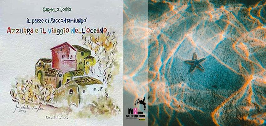 Recensione: Azzurra e il viaggio nell'oceano, di Carmelo Loddo