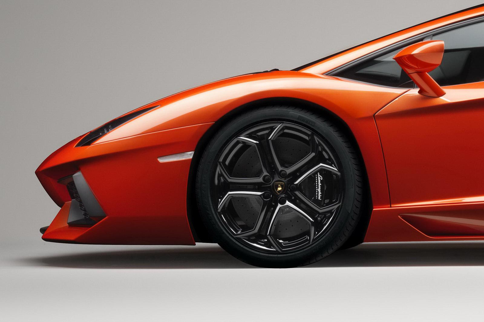 Luxury Lamborghini Cars: Lamborghini Aventador Lp700-4