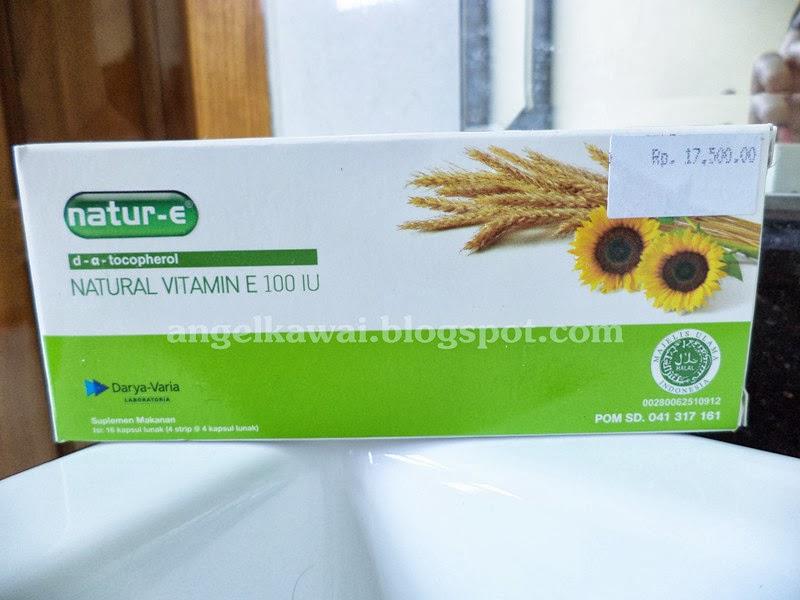 10 Merk Vitamin E yang Bagus untuk Kulit dan Kesehatan