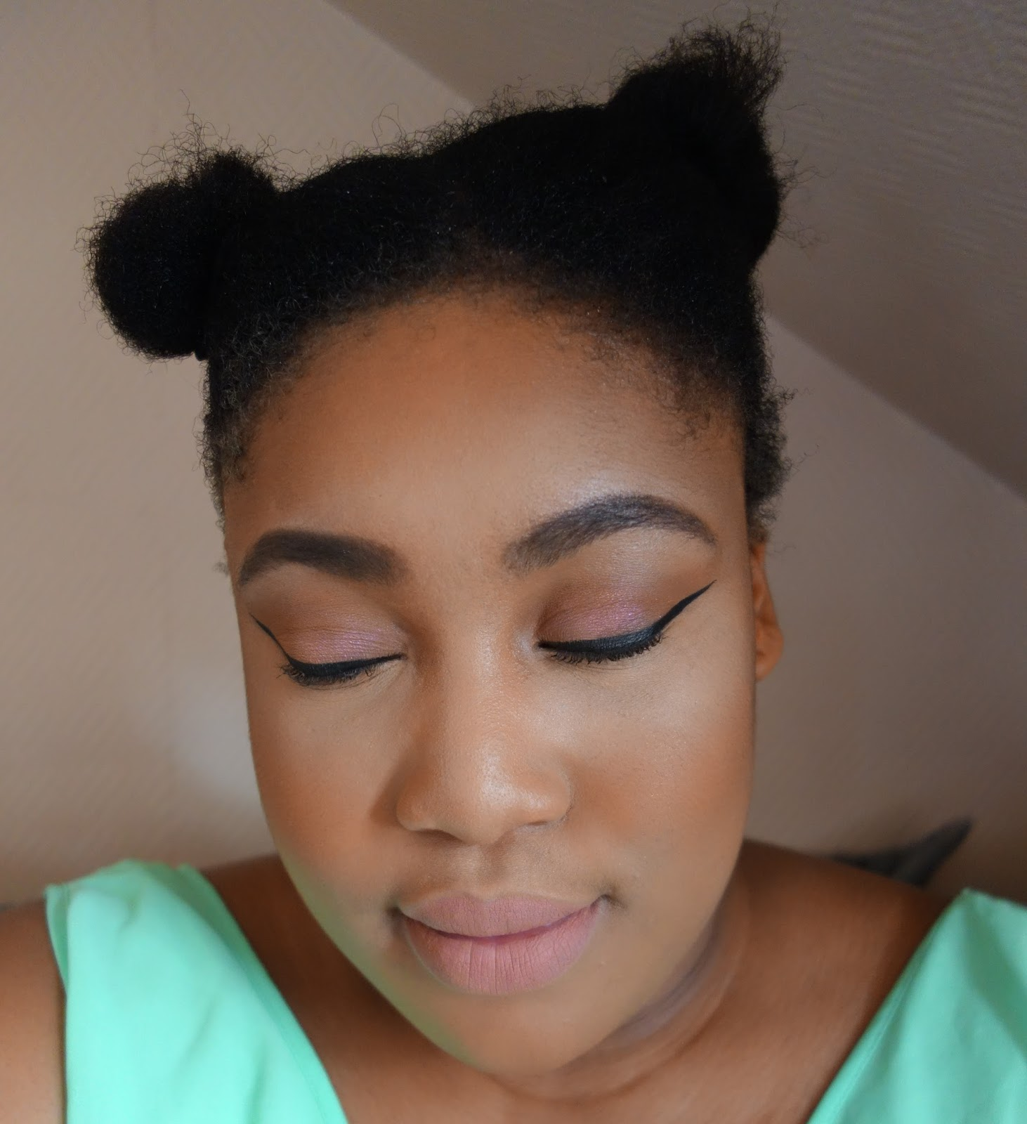 Chioma Beauty Blogger Face Of The Day Urban Decay