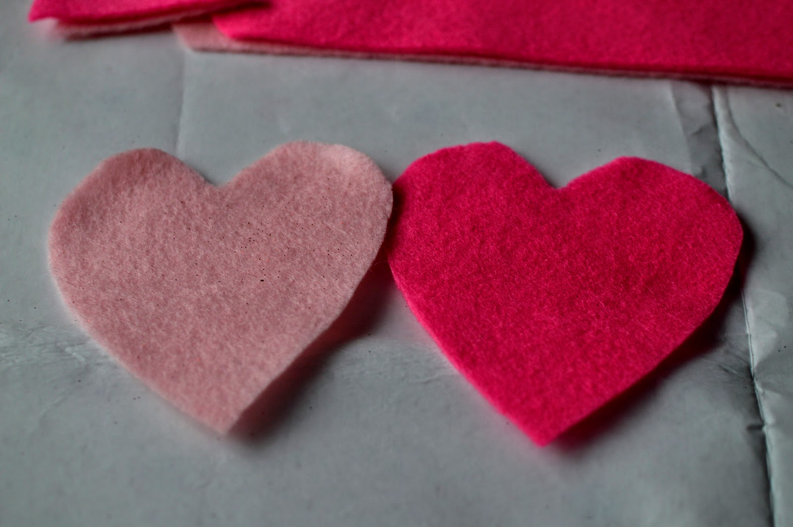 , Valentine's Day Craft:  Make a No Sew Heart Lavender Sachet