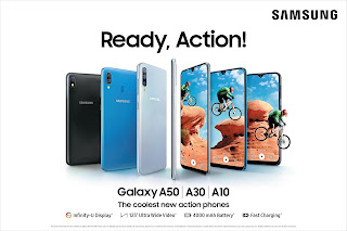 - Samsung India Announces New Galaxy A
