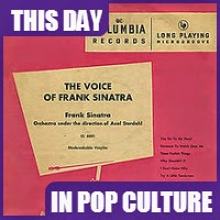 "The first LP record, ""The Voice of Frank Sinatra,"" was released on June 21, 1948."