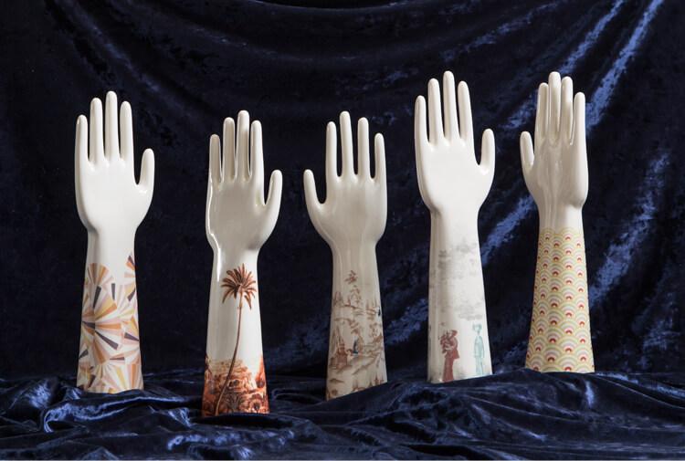Maison & Object 2018: ceramiche Anatomica di Vito Nesta