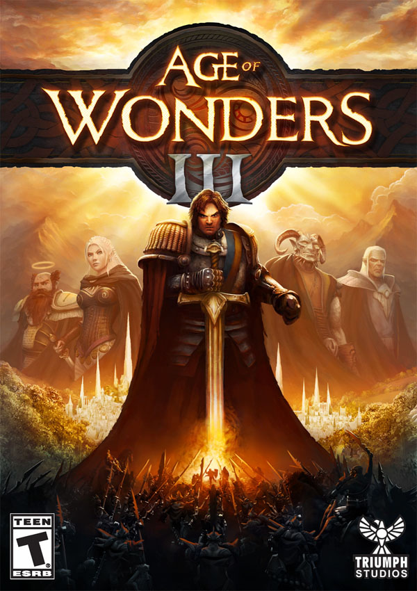 Age of Wonders III Download Cover Free Game