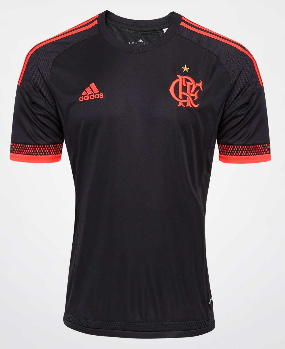 e6e5938469ce3 Flamengo e seus jogos  Novo terceiro uniforme do Flamengo homenageia ...