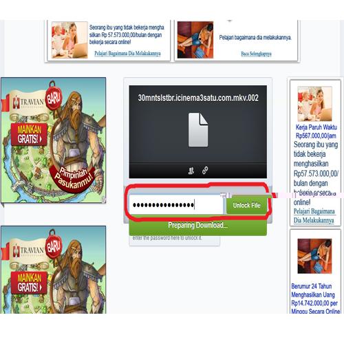 """Rendy's Blog: Cara Download Film di """"icinema3satu.com"""""""